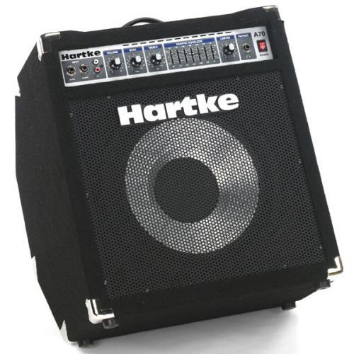 HARTKE A70 - COMBO BASSE 1X12 - 70W