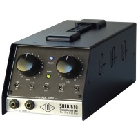 Photo UNIVERSAL AUDIO SOLO 610