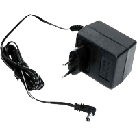 Photo DUNLOP ECB003E ADAPTATEUR AC 9 V.
