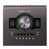Photo UNIVERSAL AUDIO APOLLO TWIN X QUAD
