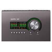 Photo UNIVERSAL AUDIO APOLLO X4