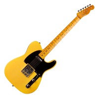 Photo FENDER CUSTOM SHOP 50'S TELECASTER LCC NOCASTER BLONDE KYLE MCMILLIN