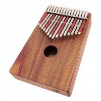 Photo HUGH TRACEY KALIMBA ALTO 15 NOTES SUR BOÎTE + PICKUP