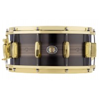 Photo LUDWIG LBR0714CX CAISSE CLAIRE HEIRLOOM BRASS 14 X 7""
