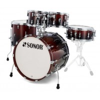 Photo SONOR AQ2 STAGE SET ERABLE BROWN FADE