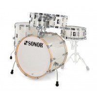 Photo SONOR AQ2 STAGE SET ERABLE WHITE PEARL