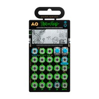 Photo TEENAGE ENGINEERING PO-137 SYNTHÉTISEUR ÉDITION LIMITÉ RICK & MORTY
