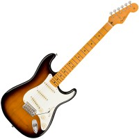 "Photo FENDER STORIES COLLECTION ERIC JOHNSON 1954 ""VIRGINIA"" STRATOCASTER 2-COLOR"