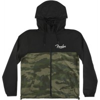 Photo FENDER CAMO AND BLACK WINDBREAKER M