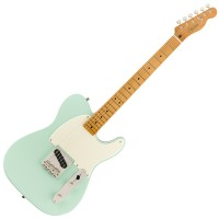 Photo SQUIER FSR CLASSIC VIBE '50S ESQUIRE SURF GREEN MN