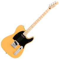 Photo FENDER 2019 LIMITED EDITION TENOR TELE BUTTERSCOTCH BLONDE MAPLE