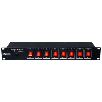 Photo ALGAM LIGHTING DISPATCH-8 - DISPATCH 8 CANAUX RACKABLE