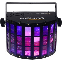 Photo ALGAM LIGHTING HELIOS - DERBY + STROBOSCOPE DYNAMIQUE