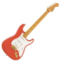 Photo SQUIER CLASSIC VIBE '50S STRATOCASTER FIESTA RED GH - EDITION LIMITÉE