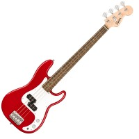 Photo SQUIER MINI PRECISION BASS DAKOTA RED