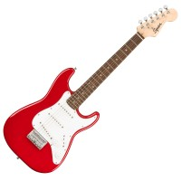 Photo SQUIER MINI STRATOCASTER DAKOTA RED