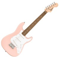 Photo SQUIER MINI STRATOCASTER SHELL PINK