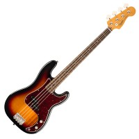 Photo SQUIER CLASSIC VIBE '60S PRECISION BASS 3-COLOR SUNBURST