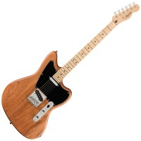 Photo SQUIER PARANORMAL SERIES OFFSET TELECASTER NATURAL