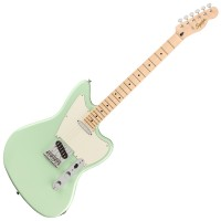 Photo SQUIER PARANORMAL SERIES OFFSET TELECASTER SURF GREEN