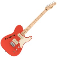 Photo SQUIER PARANORMAL SERIES CABRONITA TELECASTER FIESTA RED