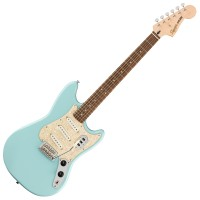 Photo SQUIER PARANORMAL SERIES CYCLONE DAPHNE BLUE