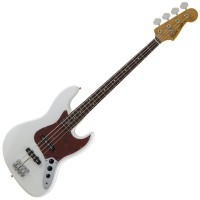 Photo FENDER MIJ TRADITIONAL '60S JAZZ BASS ARTIC WHITE
