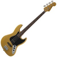 Photo FENDER MIJ TRADITIONAL '60S JAZZ BASS VINTAGE NATURAL