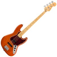 Photo FENDER PLAYER JAZZ BASS AGED NATURAL - EDITION LIMITÉE
