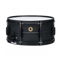 Photo TAMA BST1465BK METALWORKS 14 X 6,5 BLACK