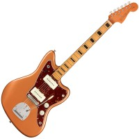 Photo FENDER TROY VAN LEEUWEN JAZZMASTER COPPER AGE