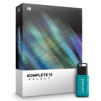 Photo NATIVE INSTRUMENTS KOMPLETE 13 SELECT