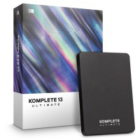 Photo NATIVE INSTRUMENTS KOMPLETE 13 ULTIMATE