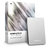 Photo NATIVE INSTRUMENTS KOMPLETE 13 ULTIMATE COLLECTOR'S EDITION