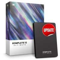 Photo NATIVE INSTRUMENTS KOMPLETE 13 ULTIMATE UPDATE
