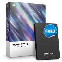 Photo NATIVE INSTRUMENTS KOMPLETE 13 ULTIMATE UPGRADE KOMPLETE SELECT