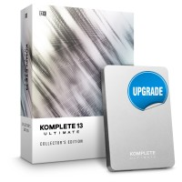 Photo NATIVE INSTRUMENTS KOMPLETE 13 ULTIMATE COLLECTOR'S EDITION UPDGRADE K8/13