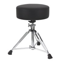 Photo SPAREDRUM DTHR1 - SIÈGE PRO ASSISE RONDE DOUBLE EMBASE - TIGE FILTÉE