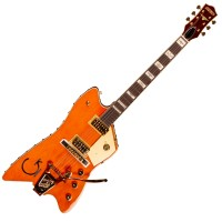 "Photo GRETSCH GUITARS G6199TW ""BILLY-BO"" WESTERN WITH BIGSBY - ÉDITION LIMITÉE"