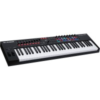 Photo M-AUDIO OXYGENPRO61 CLAVIER-MAÎTRE USB/MIDI 61 TOUCHES
