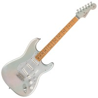 Photo FENDER H.E.R. STRATOCASTER CHROME GLOW MN