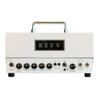 Photo REVV REVV D20 HEAD WHITE
