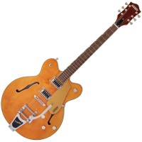 Photo GRETSCH GUITARS G5622T ELECTROMATIC DOUBLE-CUT ORANGE STAIN