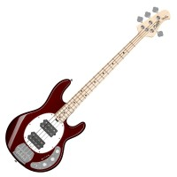 Photo STERLING BY MUSIC MAN STINGRAY RAY4HH CANDY APPLE RED