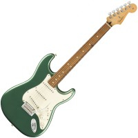 Photo FENDER PLAYER STRATOCASTER SHERWOOD GREEN PF - ÉDITION LIMITÉE