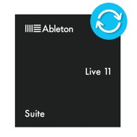 Photo ABLETON LIVE 11 SUITE MISE À NIVEAU DE LIVE LITE TELECHARGEMENT
