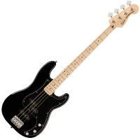 Photo SQUIER AFFINITY PRECISION BASS PJ BLACK MN