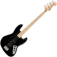Photo SQUIER AFFINITY JAZZ BASS BLACK MN