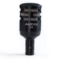 Photo AUDIX D6