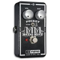 Photo ELECTRO HARMONIX NANO POCKET METAL MUFF